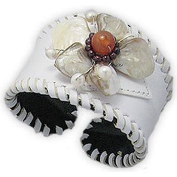 Watches & Jewellery  Women Bracelets Blue Pearls NUB 3111 E Multicolored