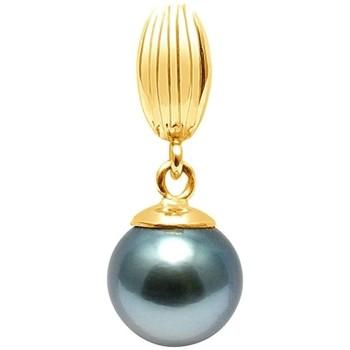 Watches Women Pendants Blue Pearls BPS K240 W Gold