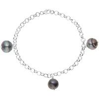 Watches Women Bracelets Blue Pearls BPS K106 W Silver