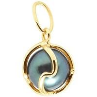 Watches Women Pendants Blue Pearls BPS K215 W Gold