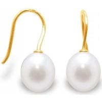Watches Women Earrings Blue Pearls BPS K314 W Multicolored