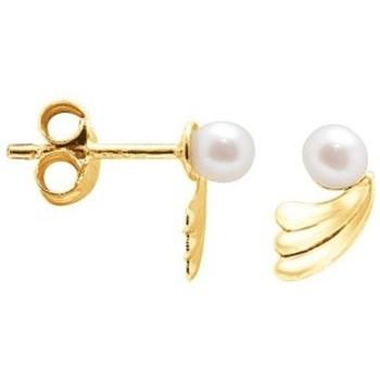 Watches Women Earrings Blue Pearls BPS K302 W Multicolored