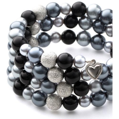 Watches & Jewellery  Women Bracelets Blue Pearls OCP 0131 Multicolored