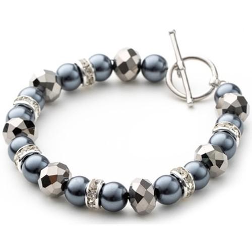Watches Women Bracelets Blue Pearls OCP 0102 Multicolored