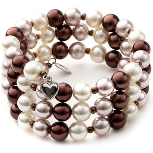 Watches Women Bracelets Blue Pearls OCP 0133 Multicolored