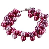 Watches & Jewellery  Women Bracelets Blue Pearls OCP 0154 Multicolored
