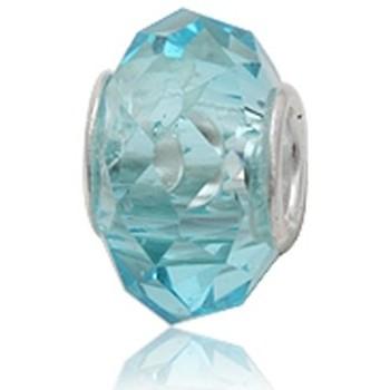 Watches & Jewellery  Women Pendants Blue Pearls MIS 4017 T Multicolored