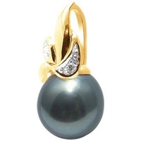 Watches Women Pendants Blue Pearls BPS K224 W Gold