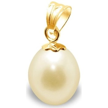 Watches & Jewellery  Women Pendants Blue Pearls BPS K247 W GOLD Multicolored
