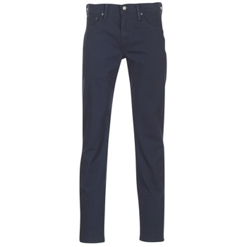 Clothing Men 5-pocket trousers Levi's 511™ SLIM FIT Blue / Dark