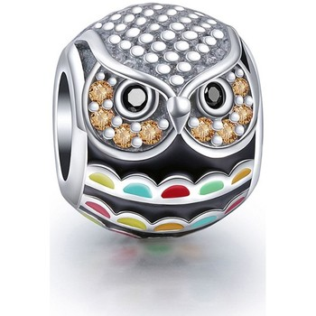 Watches Women Pendants Blue Pearls 925 Silver Owl Charms bead Other