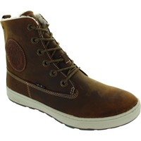 Shoes Children Mid boots Lurchi Doug-Tex Tan Tabacco