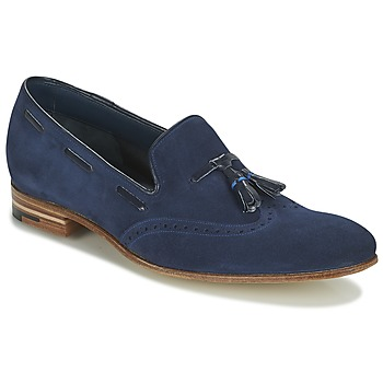 Shoes Men Loafers Barker RAY Marine