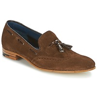 Shoes Men Loafers Barker RAY Brown