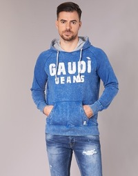 Clothing Men sweaters Gaudi LEFEMO Marine