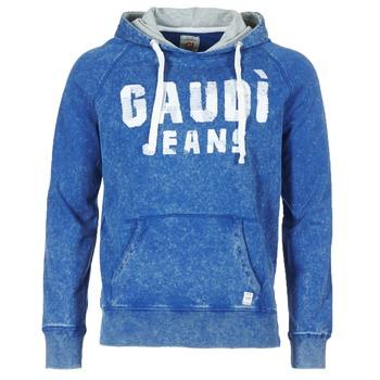 Clothing Men sweatpants Gaudi LEFEMO Marine
