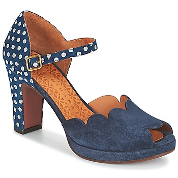 Shoes Women Sandals Chie Mihara NADILA Blue