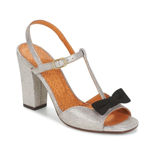 Shoes Women Sandals Chie Mihara BRAILE Grey