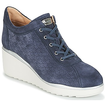 Shoes Women Low top trainers Stonefly ECLIPSE Marine