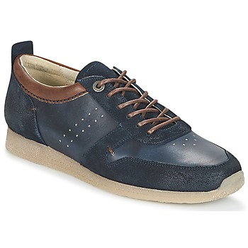 Shoes Men Low top trainers Kickers OLYMPEI Marine