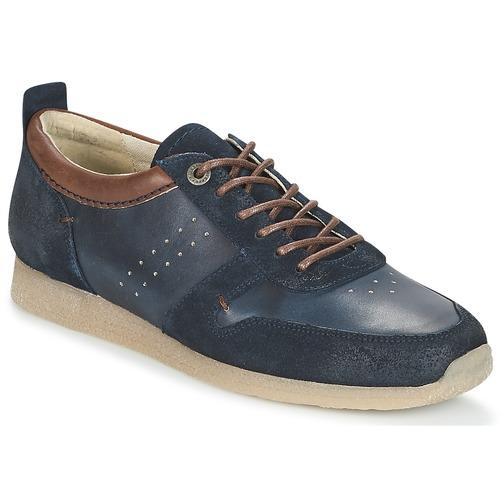 Shoes Men Low top trainers Kickers OLYMPEI Marine