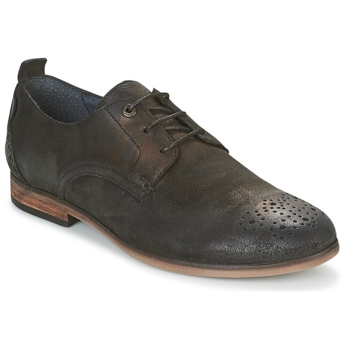 Shoes Men Brogues Kickers TARGA Black