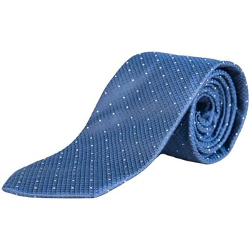 "Clothing Men Ties and Accessories Boss Tie model ""TIE 7.5CM 50376023"" blue"