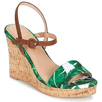 Shoes Women Sandals Ravel HOBSON Tropical