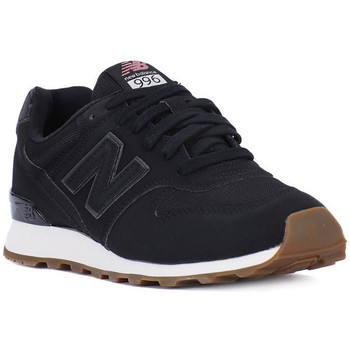 Shoes Women Low top trainers New Balance WR996SKG Nero