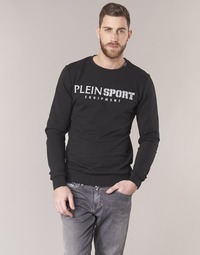 Clothing Men sweaters Philipp Plein Sport FIND ME Black / Silver