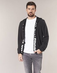 Clothing Men sweaters Philipp Plein Sport STARTING Black
