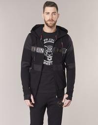 Clothing Men sweaters Philipp Plein Sport PART OF ME Black