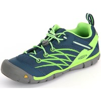 Shoes Children Low top trainers Keen Chandler Cnx Poseidon Lime Green