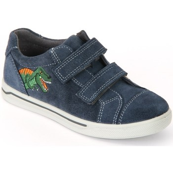 Shoes Children Low top trainers Ricosta Stig Reef Velour