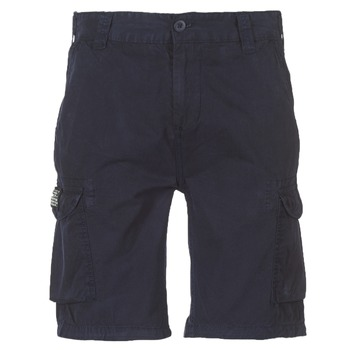 Clothing Men Shorts / Bermudas Schott TROLIMPO30 Marine