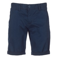 Clothing Men Shorts / Bermudas Teddy Smith SHORT CHINO Marine