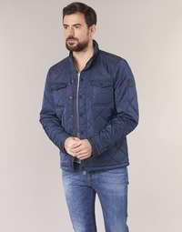 Clothing Men Jackets Teddy Smith BOLVO Marine