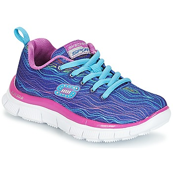 Shoes Girl Multisport shoes Skechers Skech Appeal Prancy Dance Purple