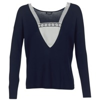 Clothing Women jumpers Kookaï REPIXU Marine