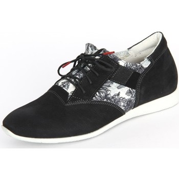 Shoes Women Low top trainers Think Think SZ Weiss Soft Capra Effekt