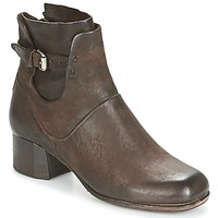 Shoes Women Mid boots Airstep / A.S.98 ESTE Brown / Choco