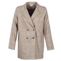 Clothing Women Jackets / Blazers Betty London  BEIGE
