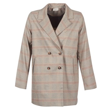 Clothing Women Jackets / Blazers Betty London  Beige