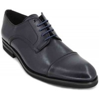 Shoes Men Derby Shoes Luis Gonzalo 7421H Men´s Shoes blue
