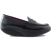 Shoes Women Loafers Mbt SHANI LUXE W BLACK