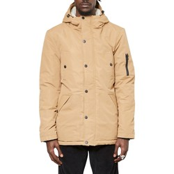 Clothing Men Parkas The Idle Man Sherpa Lined Parka Stone Other