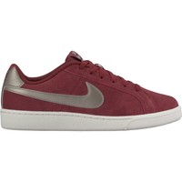 Shoes Men Low top trainers Nike Men's  Court Royale Suede Shoe GRANATE