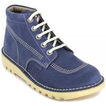 Shoes Women Ankle boots Kickers Neorallye 51644 Women´s Ankle Boots blue