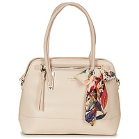 Bags Women Small shoulder bags David Jones ROIKI Beige