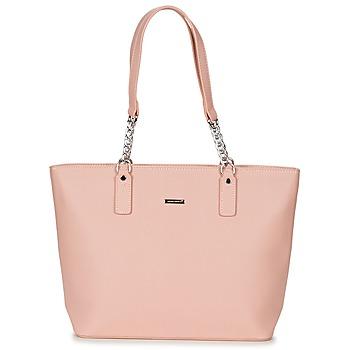 Bags Women Small shoulder bags David Jones JORMI Pink